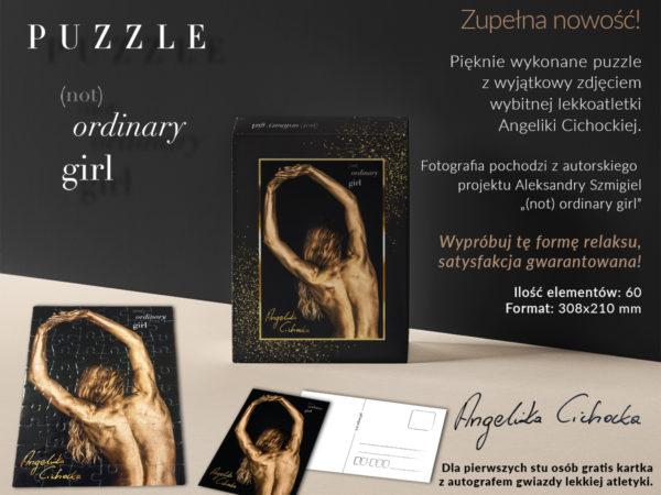 Puzzle Angelika Cichocka