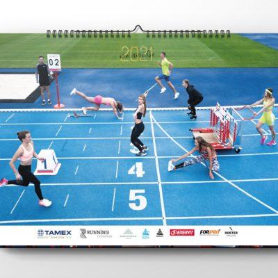 Okładka Kalendarza #wannabe2021